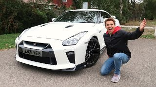 He BOUGHT A New Nissan GTR!