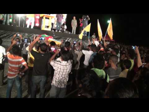 Mdp rally 18.02.2012 clip 2