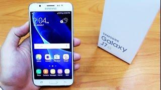مراجعة Samsung galaxy J7 2016