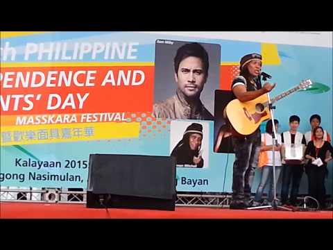 NORMAN MITCHELL @117th  PHILIPPINE INDEPENDENCE and MIGRANTS' DAY in TAIPEI,  TAIWAN -    PART 4