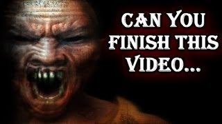 Can You Finish This Virtual Reality Experience?!   VR Horror (Oculus Rift)