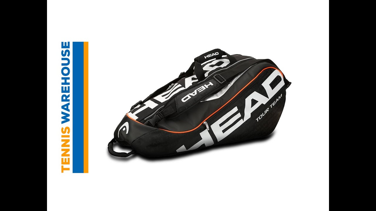 Head Tour Team Supercombi Bag - YouTube