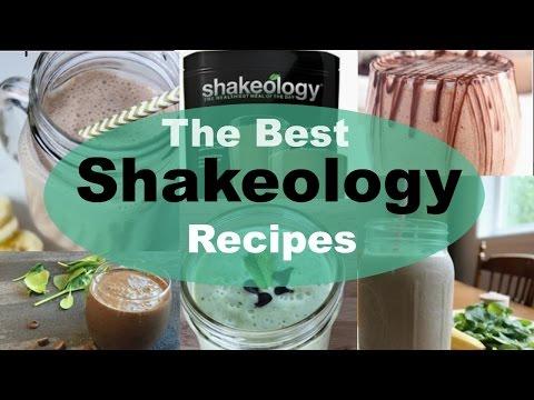 The BEST Shakeology Recipes // Vegan Chocolate // Weight Loss Recipes