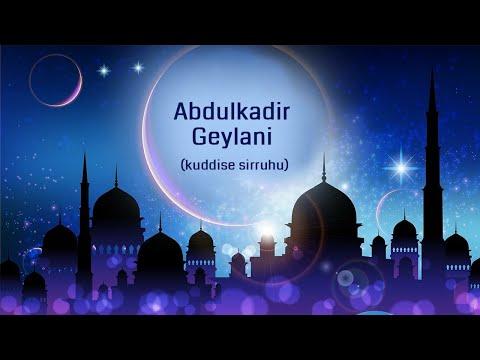 Hz. Abdulkadir Gejlani k.s.