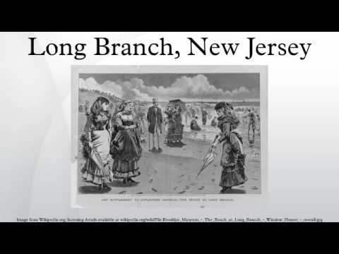 Long Branch, New Jersey