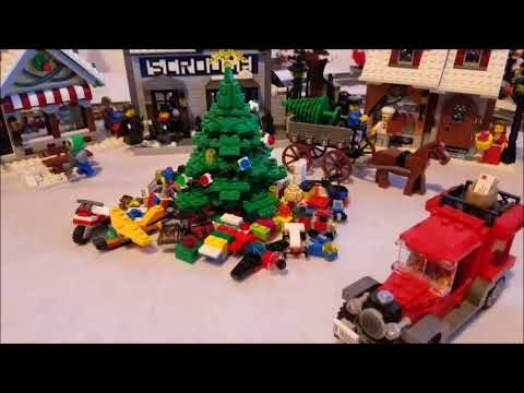 Andre's 2017 Lego Winter Village