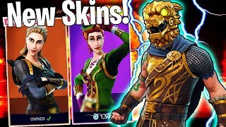 Neue kommende Skins In Fortnite Battle Royale! | Legendäre Royalty Skins!