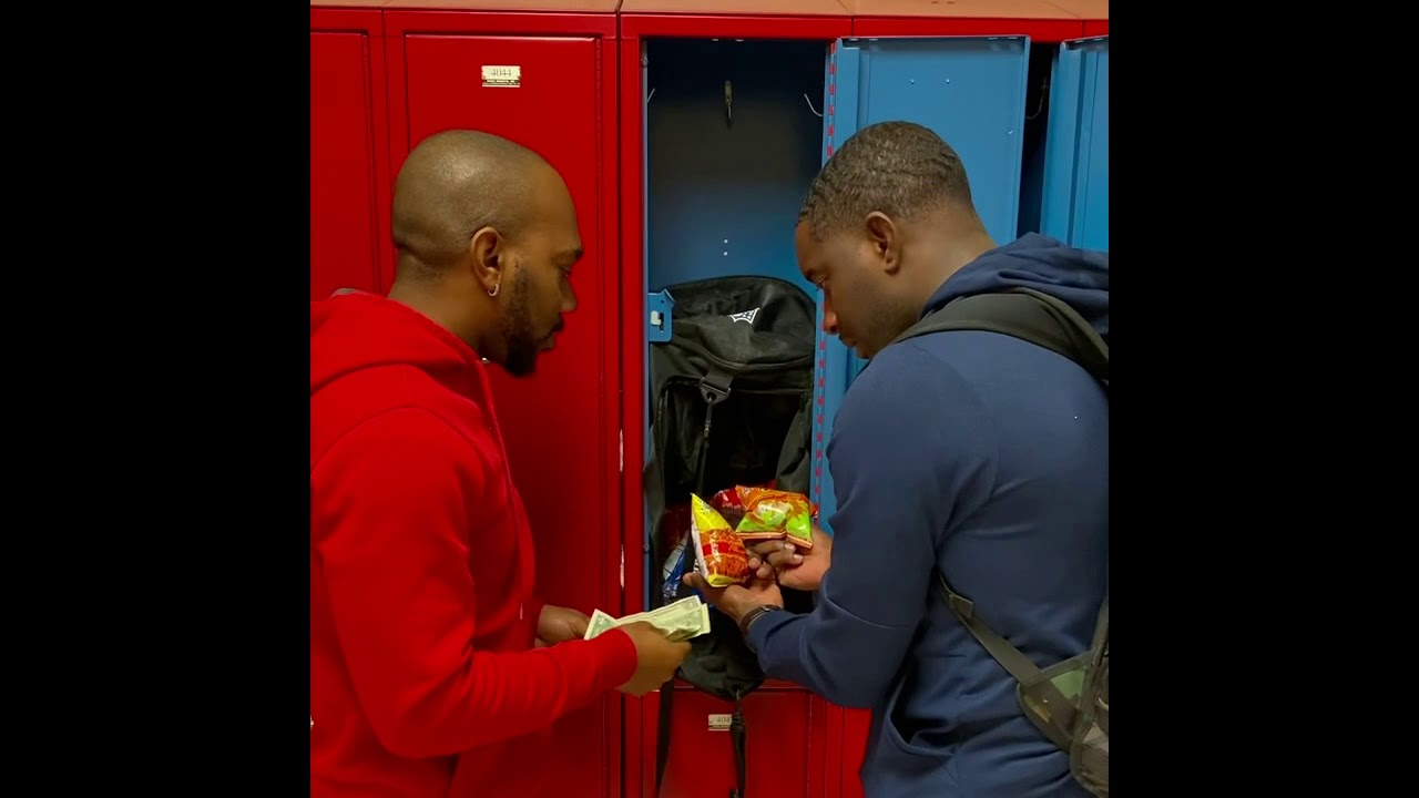 How It Use To Be By The Lockers In School! (Everything Went Down By The Lockers)