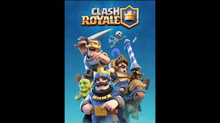 je fait un live clash royal