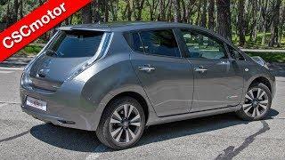 Nissan Leaf - 2017   Revisión rápida