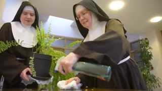 What is a Monastic day ?          17th Jan 2015 Poor Clares Galway