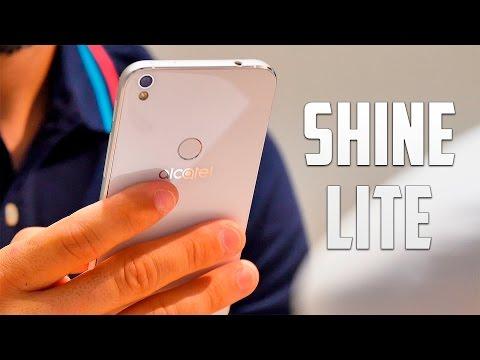 Alcatel Shine Lite, Primeras Impresiones #IFA16