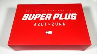 Azet amp; Zuna  Super Plus Box Unboxing