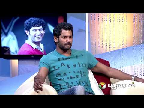 Natchathira Jannal - With Actor Vishal - Part 2