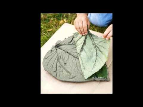 видео: Тропинка своими руками.  садовая дорожка своими руками
