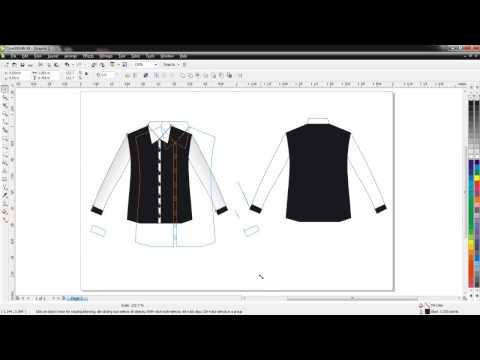 75 Gambar Desain Kaos Dengan Coreldraw X4 Gratis Terbaik Download Gratis