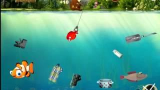 Игра: Маша и Медведь На Рыбалке (Game:mashaemedved na rybalkeh)
