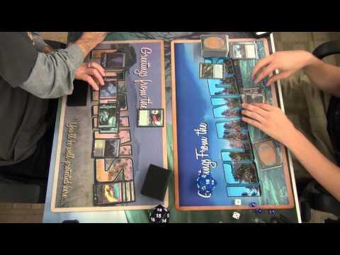 FNM 11-27-15 Round 2 Tim Dune Control vs Tyler BG Aristocrats Game 1