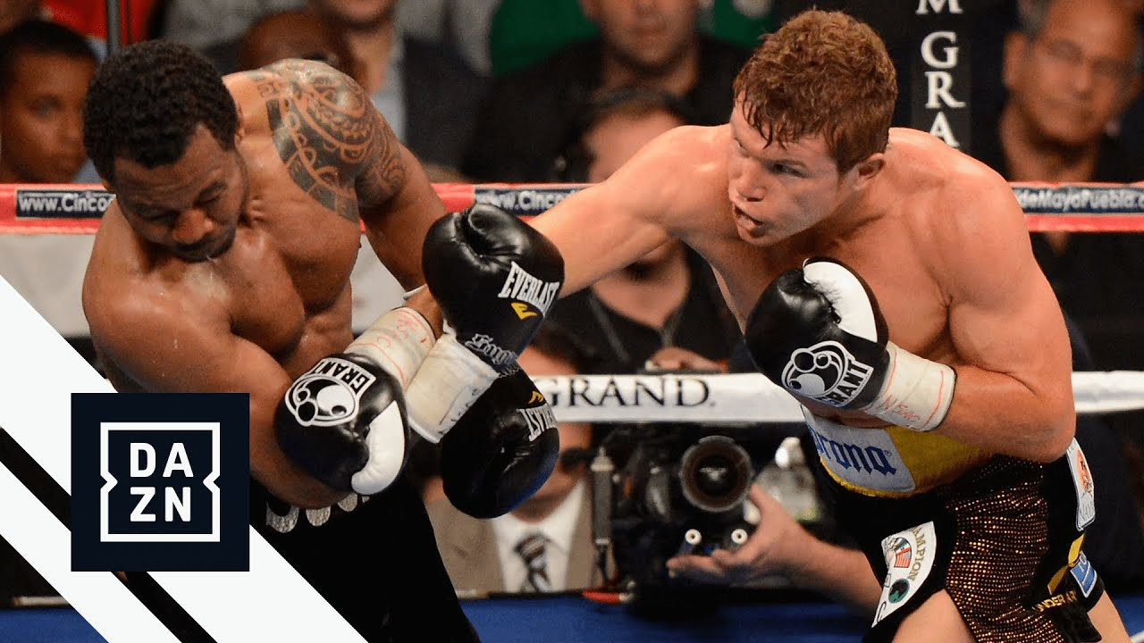Canelo Alvarez vs. Shane Mosley Highlights