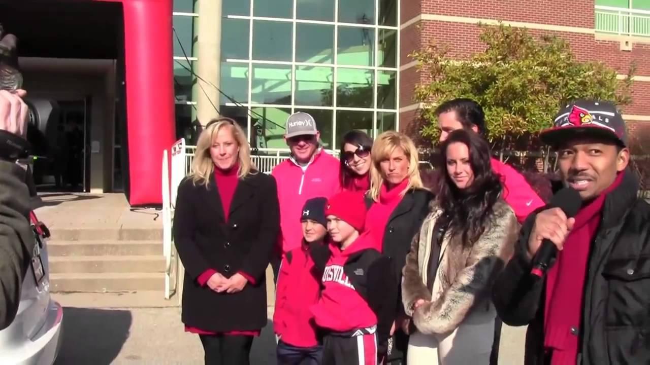 2012 Honda Fit Giveaway University of Louisville Football ...