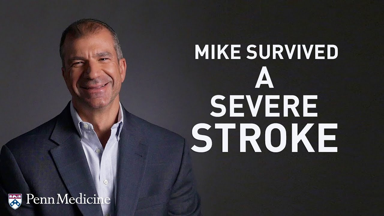Surviving a Severe Stroke | Mike's Story