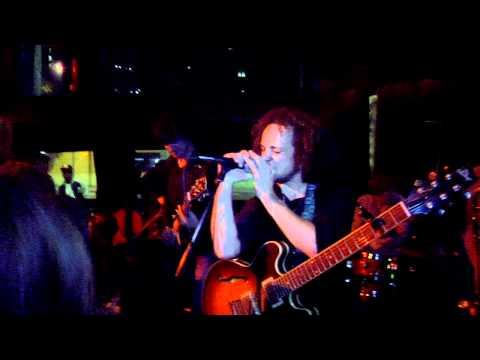 "Whiskerman ""Blind Saint"" Live @ Disco Volante"