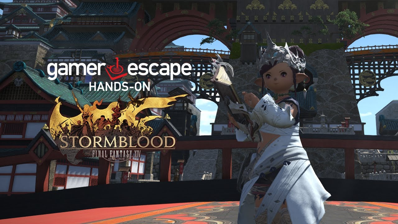 FFXIV Stormblood Role Analysis: Casters – Gamer Escape
