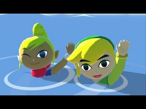 The Legend of Zelda: The Wind Waker HD Walkthrough Finale - Final Boss Fights + Ending & Credits