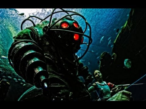 BioShock: The Ocean On His Shoulders (The Movie)