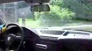 BMW 535i Drift in Heimsheim - Onboard