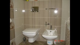 Ремонт ванной комнаты с перепланировкой Юбилейный мкр г. Краснодар