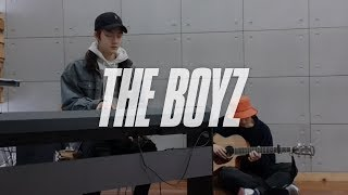 THE BOYZ JACOB&KEVIN 'lullaby' PRACTICE VIDEO