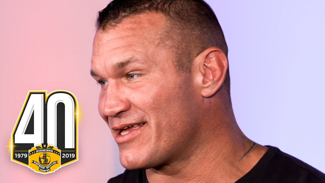 Randy Orton When He Was A Baby