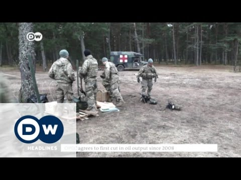 Latvia sees independence under threat | DW News