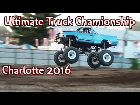 ULTIMATE TRUCK CHAMPIONSHIPS CHARLOTTE MICHIGAN JULY 2016   MULTI ANGLE INCLUDED