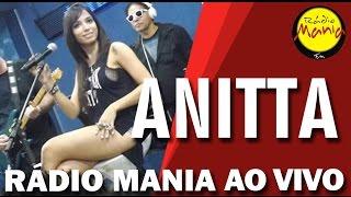 🔴 Radio Mania - Anitta - Pedras Escondidas