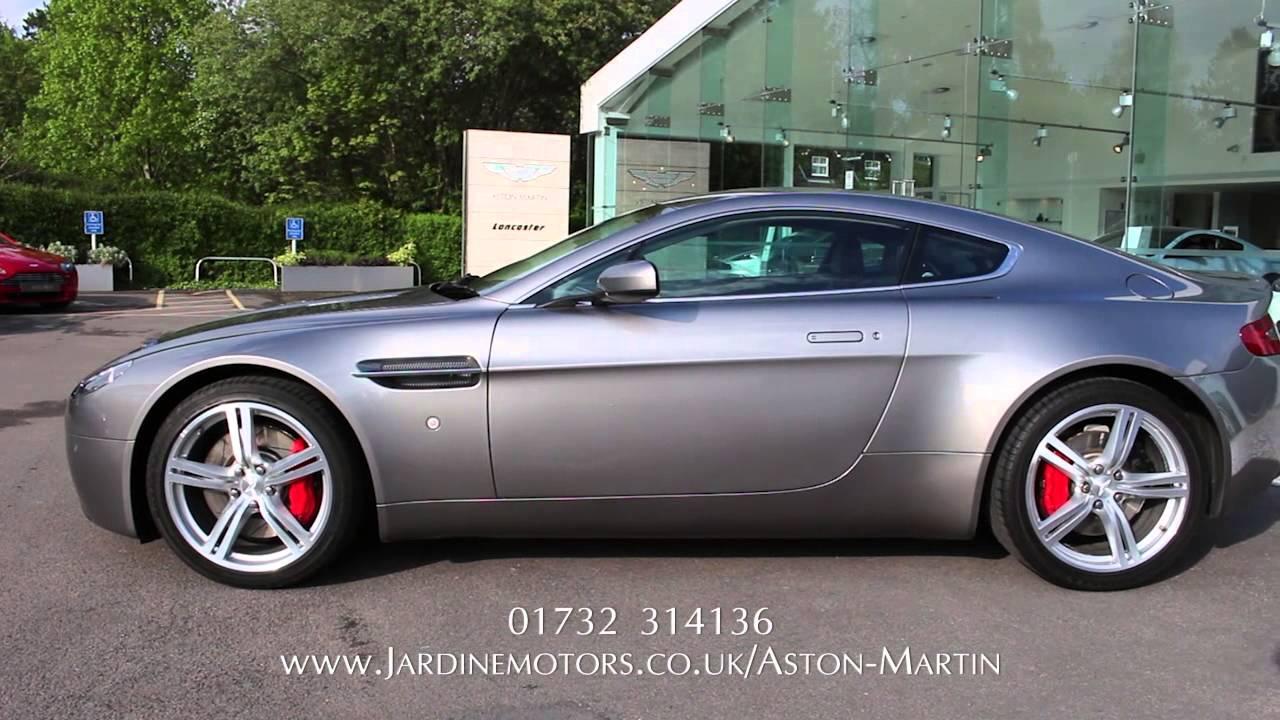 Jardine Motors Group | Aston Martin V8 Vantage | Lancaster Sevenoaks