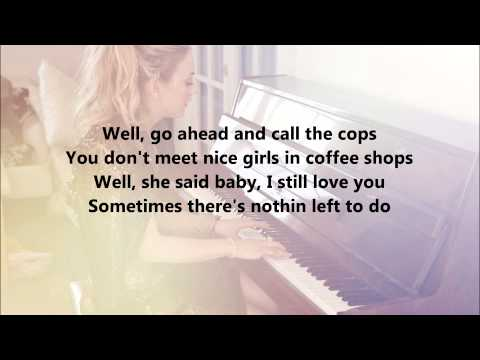 Emily Kinney  Hold On Lyrics