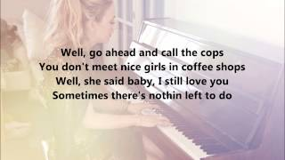 Emily Kinney - Hold On Lyrics