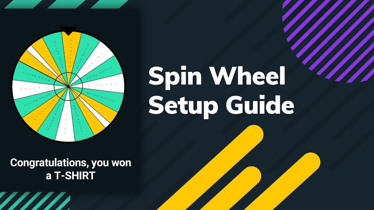Streamlabs Spin Wheel | A Wheel of Fortune for Twitch, Youtube