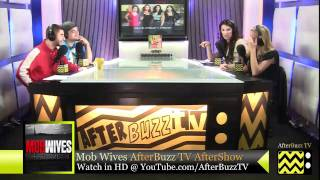 """Mob Wives  After Show  Season 2 Episode 7 """"Mob Daughters"""" 