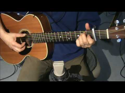 Someday soon - Alexi Murdoch -fingerstyle-chords-cover
