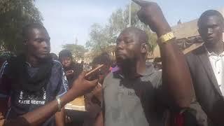 Mali : une marche spontanée pour la libération de Bandjougou Doumbia