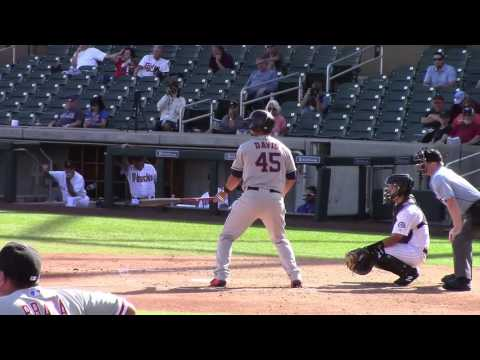 JD Davis, 3B, Houston Astros