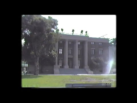 Back to the Future Set: Hill Valley in 1986