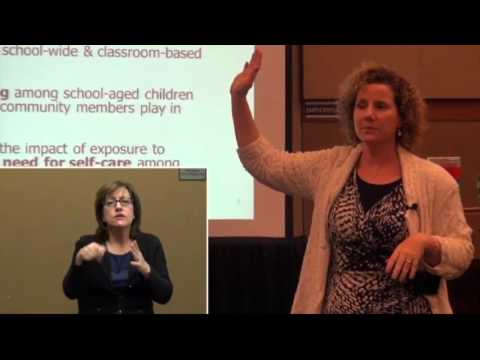 Part 1: The Impact of Exposure to Trauma on Students, Staff and the School Community