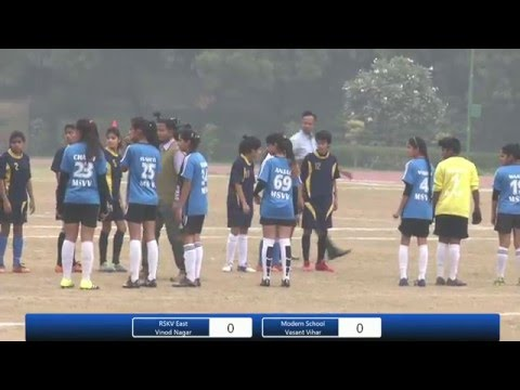 STAIRS School Football League - Final Match U-17 Girls