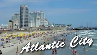 Atlantic City, New Jersey April 2017