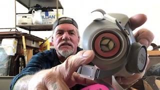 Which RESPIRATOR IS Right For Me? Automotive Paint And Body Tech Tips!
