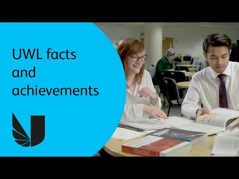 UWL Facts and achievements